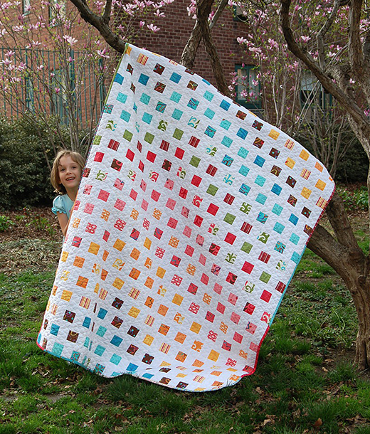 The Modern Workshop Quilt Free Pattern