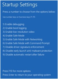 2 Cara Masuk safe mode di windows 8