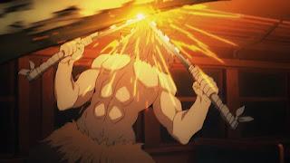 鬼滅の刃 劇場版 無限列車編 | 嘴平伊之助 かわいい Hashibira Inosuke CV.松岡禎丞 |  Demon Slayer Mugen Train