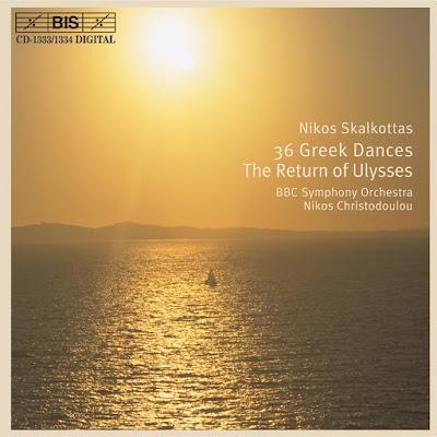 Magical Journey: Nikos Skalkottas - 36 Greek Dances; The Return of Ulysses  (Nikos Christodoulou)