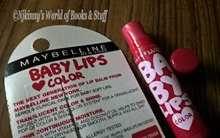 Review: Maybelline Baby Lips, Berry Crush Lip Balm