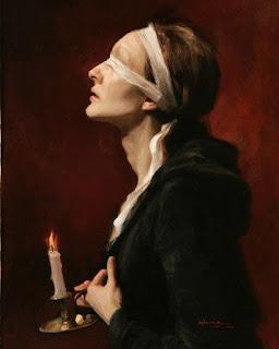 representaciones-femeninas-arte-en-pintura-realista cuadros-realistas-femeninos