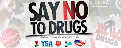 YES GHA alum drug abuse by AFS-USA Intercultural...