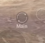 Tap to switch scope main