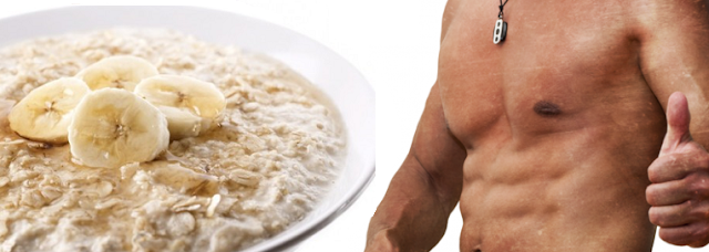 Oatmeal pre-workout diet