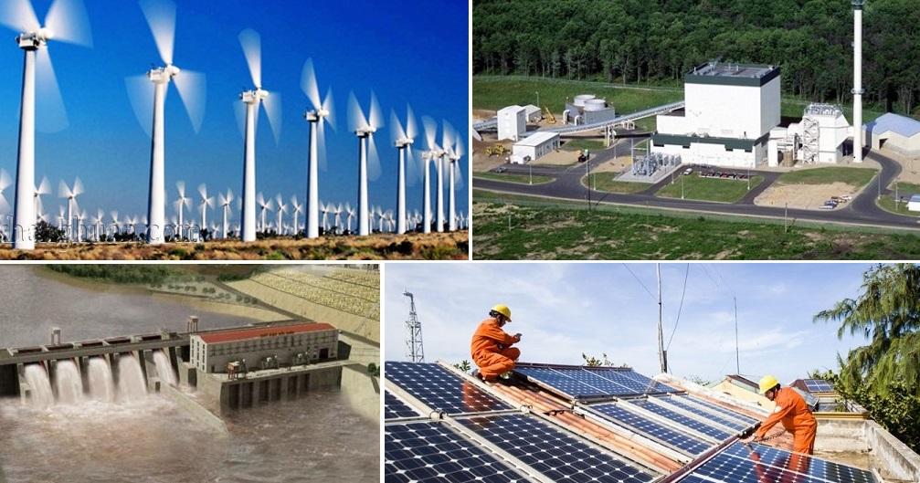 TẠI SAO công nghiệp năng lượng lại là ngành công nghiệp trọng điểm của nước ta?