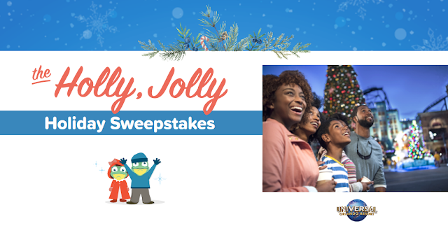 Undercover Tourist is celebrating the holidays by giving you a chance to win a trip to Orlando Resort to visit Universal Studios and see Blue Man Group!