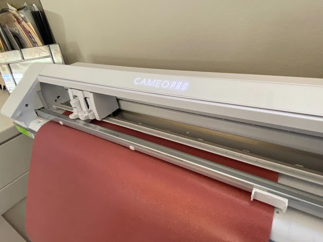 "BFlex HTV, heat press, glitter heat transfer vinyl, heat transfer vinyl, 24"" CAMEO 4 Pro, cut settings"