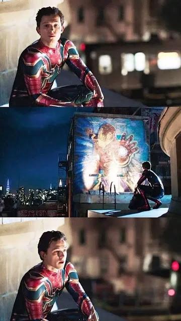 spider man into the spider verse wallpaper 4k