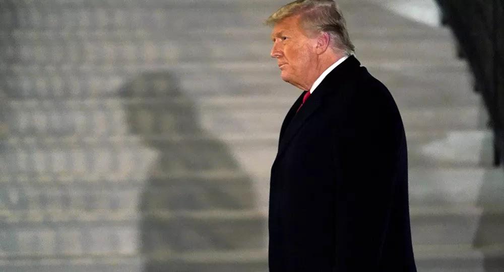 وكالة: ترامب ينوي مغادرة واشنطن صباح يوم تنصيب بايدن
