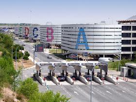 Más de 13.000 plazas de aparcamiento en el Aeropuerto de Barajas