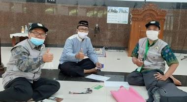 DMI Kota Bandung Kunjung Masjid Abu Bakar