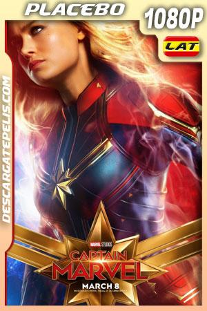 Capitana Marvel (2019) BDrip Placebo 1080p Latino – Ingles