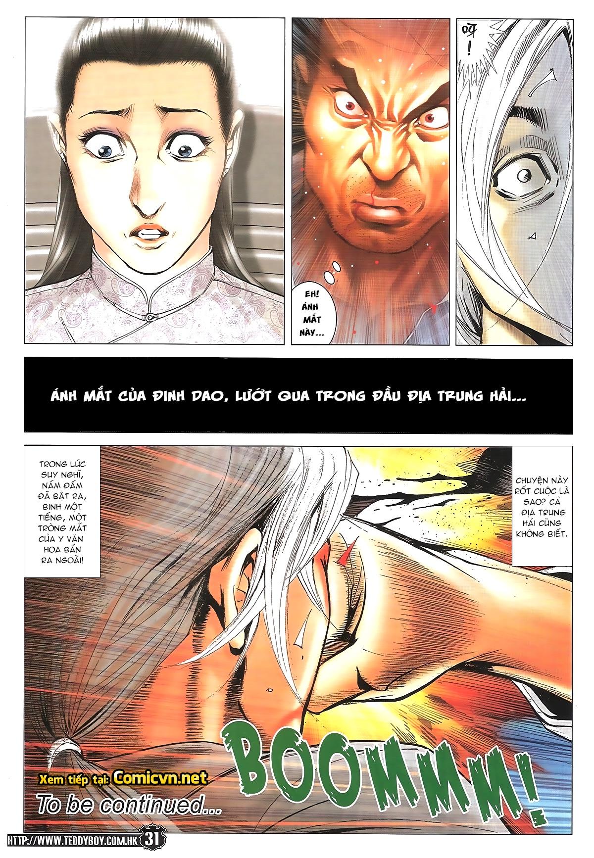 Người Trong Giang Hồ chapter 1762: đánh nát y văn hoa trang 28