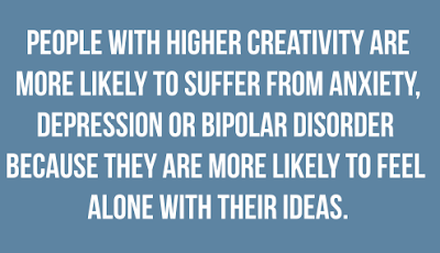 Creativity and Depression: What Causes The Link?