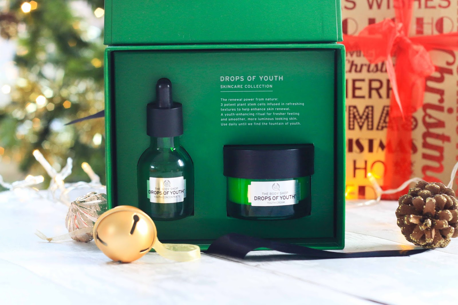 Body Shop Skincare gift set