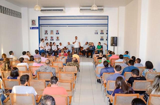 Reunião discute políticas públicas para atualizar Plano Diretor em Cruzeiro do Sul.