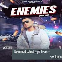 Enemies (Jagga Jatt) - Harish Balli mp3 download free