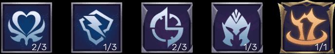 Emblem Minsitthar Tersakit dan Terkuat