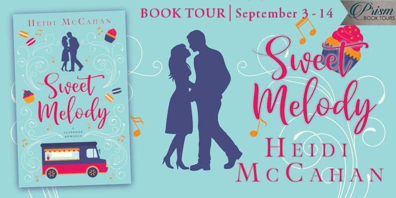 It's the Grand Finale for SWEET MELODY by Heidi McCahan! #SweetMelTour