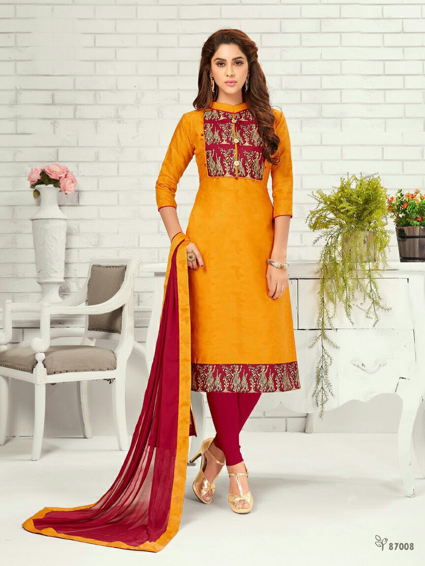 B.G.Impex Vol-87 Saniya New arrival Dress material Collection
