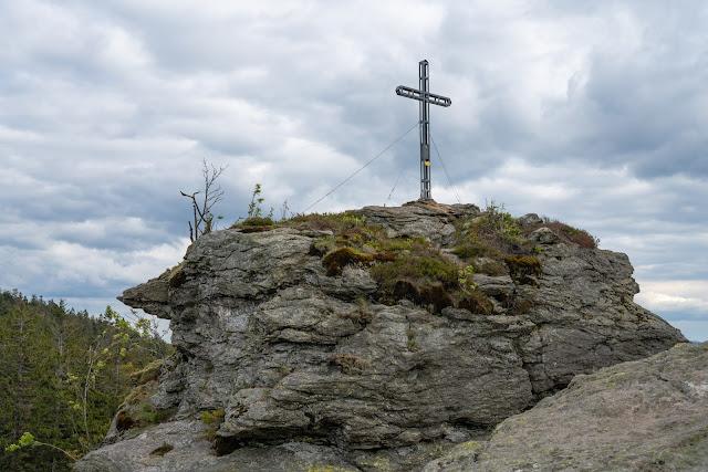 Kaitersberg Panoramaweg Ar06 | Wandern im Lamer Winkel im Bayerischen Wald 19