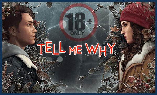 إصدار لعبة جديدة بطلها متحول جنسي | Tell Me Why