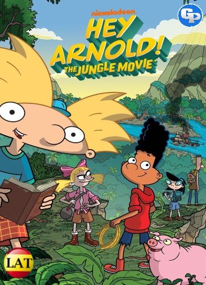 ¡Hey Arnold! Una Peli en la Jungla (2017) LATINO