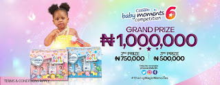 2019 Cusson Baby Moment (CBM 6) Competition Begins | Win N1 Million