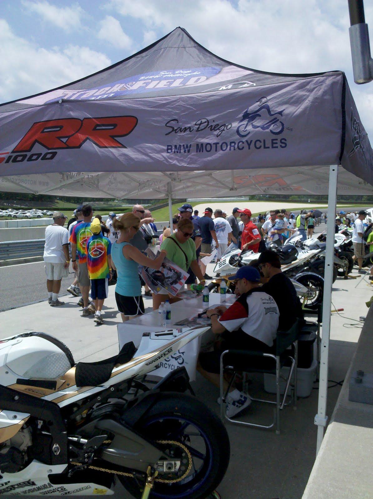San Diego BMW Motorcycle Racing - S 1000 RR