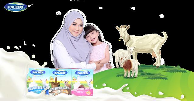 Faleeq susu kambing asli