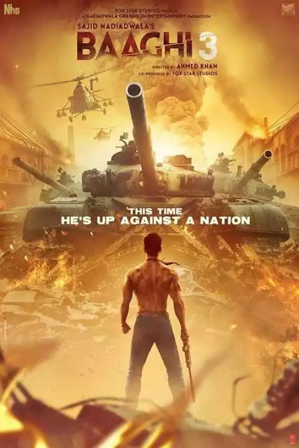 Baaghi 3 Full Movie Download HD
