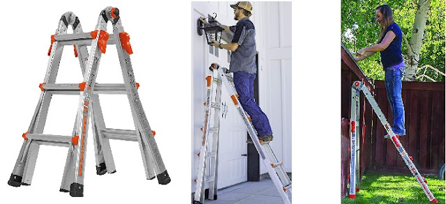 Little Giant Extension Ladder Review