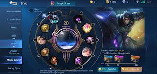 Cara mendapatkan magic crystal gratis ml mobile legend