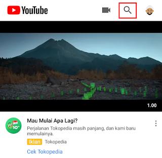 penelusuran youtube