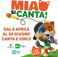Logo Contest 44 Gatti ''Miao, si canta'': vinci gratis favolosi premi!