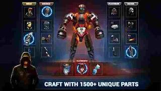 Game robot Online Multiplayer