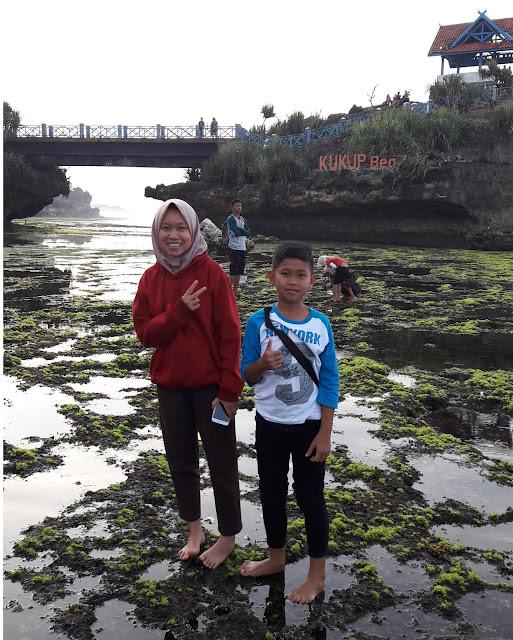 kukup beach - gunung kidul jogjakarta indonesia
