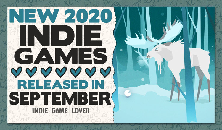 New Indie Games ❤ September 2020 | Part 3