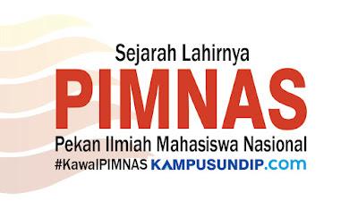 Sejarah Lahirnya PIMNAS di Indonesia