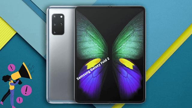 سعر ومواصفات Samsung Galaxy Fold 2