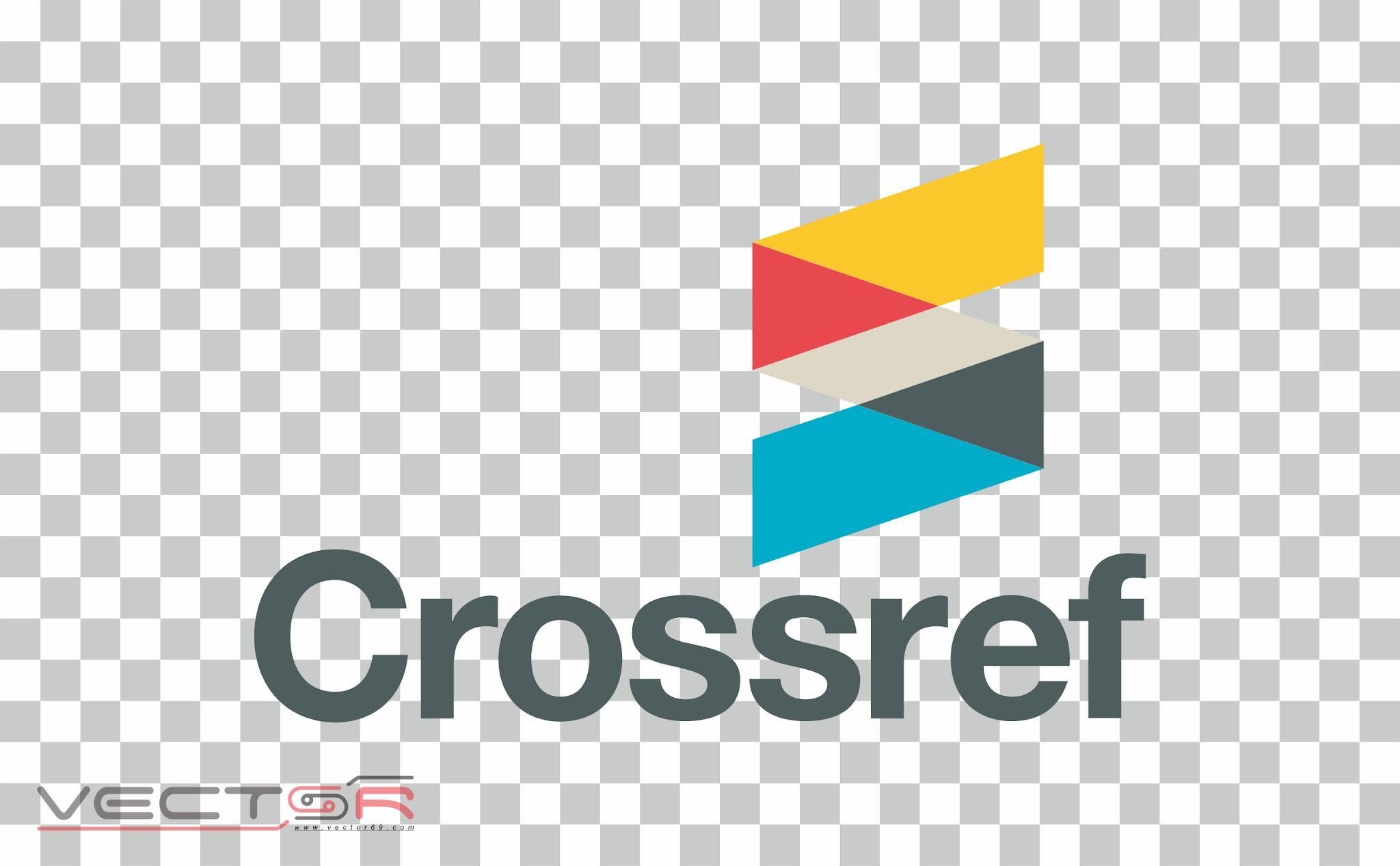 Crossref Logo - Download Vector File PNG (Portable Network Graphics)