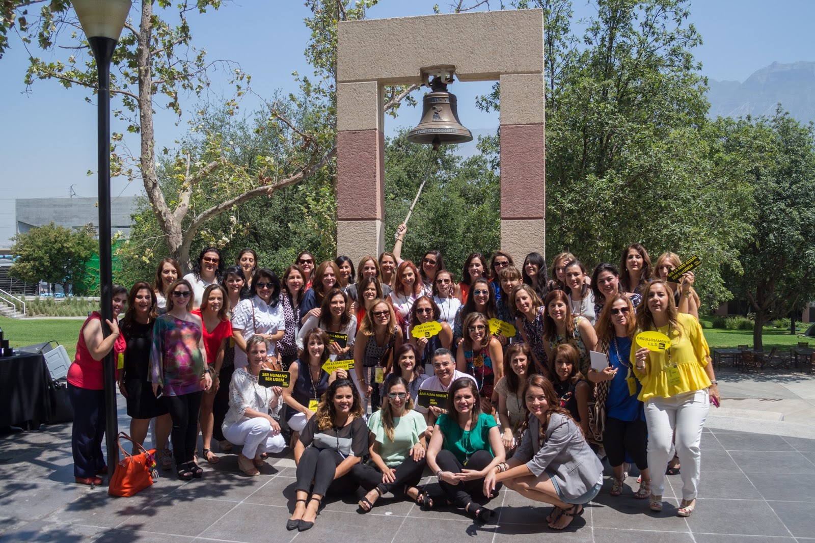 Crean nuevos recuerdos en Mi Alma Mater 2017