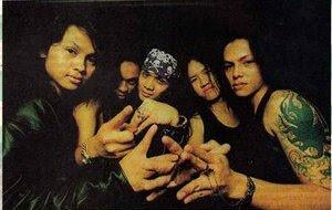 Band Rock Indonesia Yang Ngetop di Jamannya