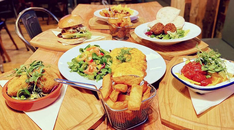 GET 3 COURSES FOR JUST £15 AT THE CHAIRMAN DURING TEESSIDE RESTAURANT WEEK