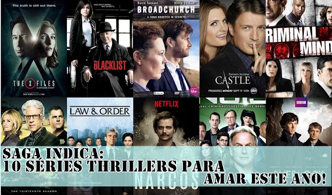 [SÉRIES] 10 SÉRIES SOBRE INVESTIGAÇÃO CRIMINAL PARA AMAR ESTE ANO