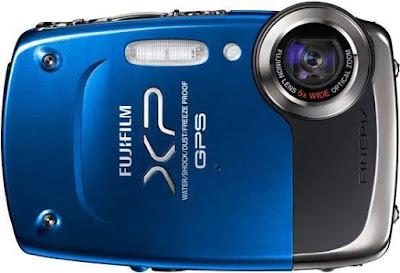 Fujifilm XP30 FinePixカメラファームウェアダウンロード
