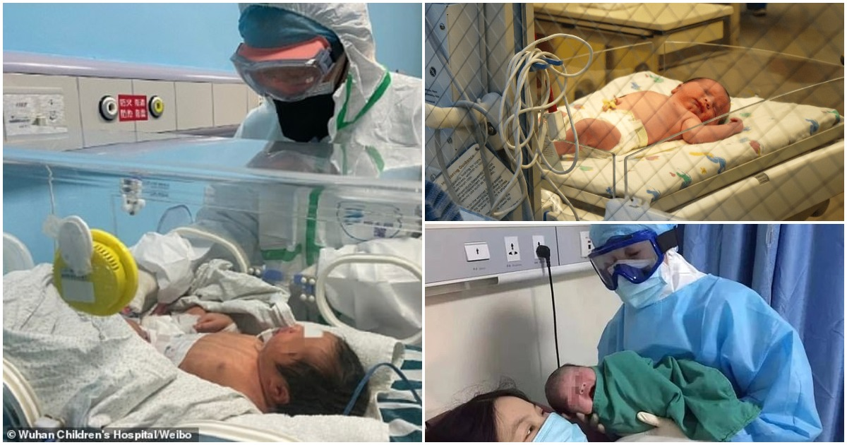 Two newborn babies infected with 2019-nCov in China