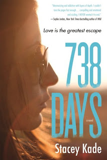 738 Days by Stacey Kade