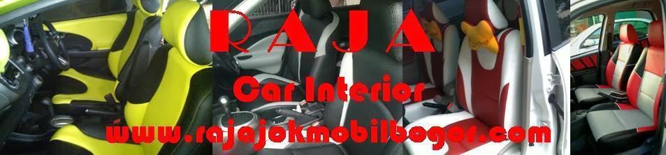 RAJA Jok Mobil - Car Interior - Bogor